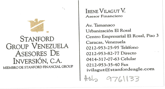 stanford financial group The stanford financial group was a privately held international group of financial services companies controlled by stanford financial receivership was merged with this page.