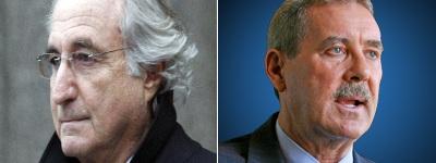 Madoff vs Stanford